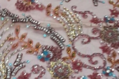 mixed-shinning-sequins-on-Tulle-fabric