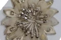 Bridal Beads ribbon Motifs