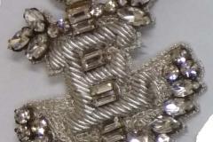 Bullion Crystal motifs