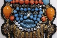 Bullion coloured Stones beadings