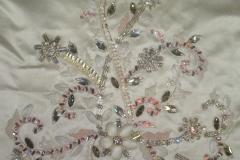 Bridal stones beadings